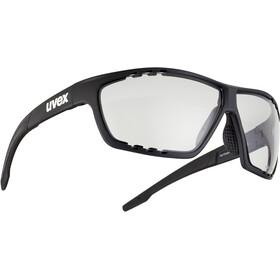 UVEX Sportstyle 706 V Glasses black mat/smoke